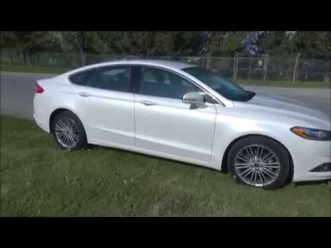 2013 Ford Fusion Car Review Walk Through Video Tour