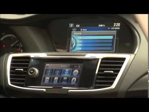 2013 Honda Accord Car Review Walk through Video Tour