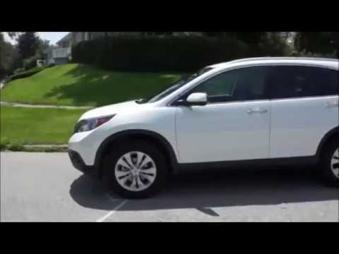 2013 Honda CR-V Car Review Walk through Video Tour