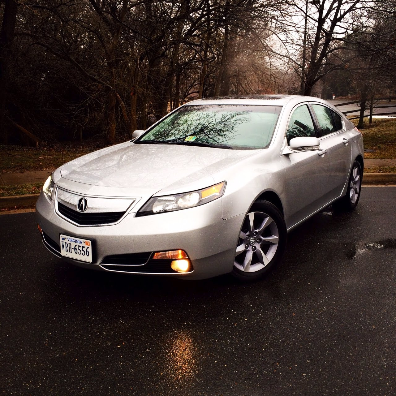 2014 Acura TL Car Review Video Florida