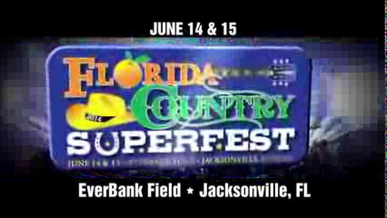 2014 Florida Country Superfest Concert Event