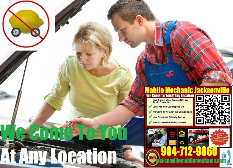 Pre Purchase Car Inspection Jacksonville Mobile Auto Mechanic Service