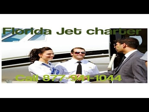 Private Jet Charter Flight Service Jacksonville Florida